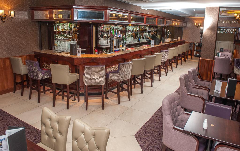 Allingham Arms Hotel in Bundoran Bar