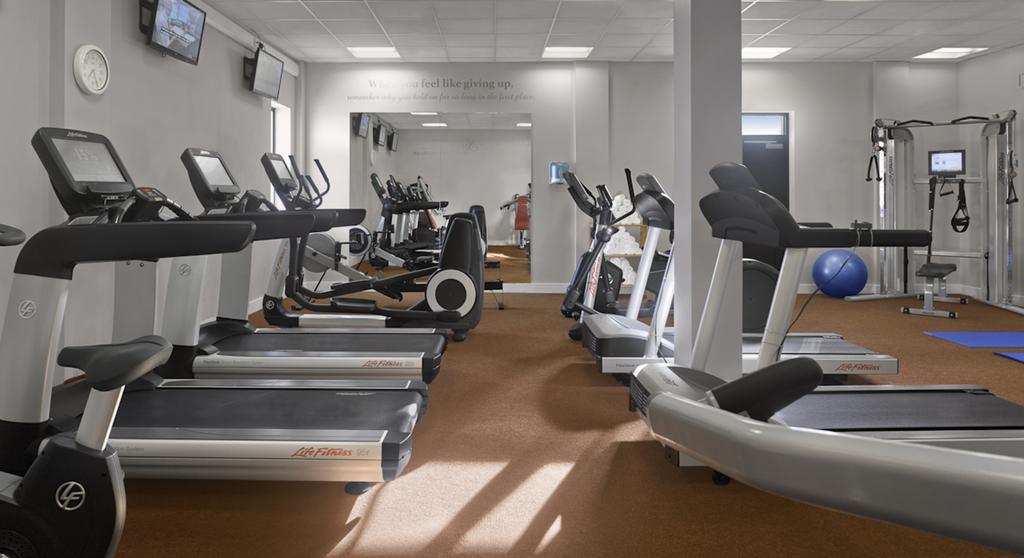 Radisson Hotel Letterkenny gym
