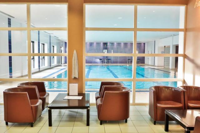 Radisson Blu Hotel Letterkenny swimming pool