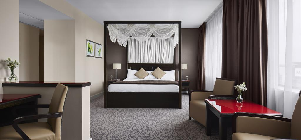 Radisson Hotel Letterkenny suite