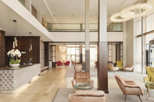 Radisson Hotel Letterkenny lobby